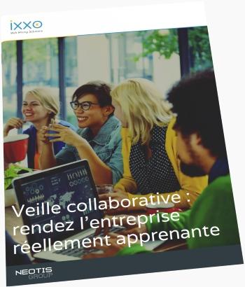 Ebook La veille collaborative en entreprise